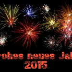 Frohes Neues 2015